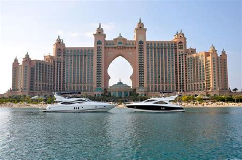 atlantis hotel marine concept yacht charter sea school dubai united