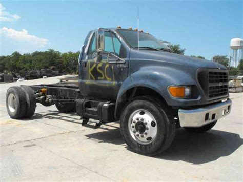 Price Of Ford F650 Truck by Ford F650 2000 Heavy Duty Trucks