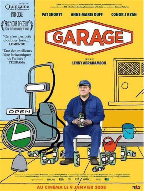 lenny abrahamson garage garage un de lenny abrahamson paperblog