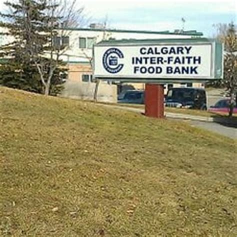 Faith Food Pantry by Calgary Inter Faith Food Bank Society Food Banks 5000 11 St Se Calgary Ab Canada