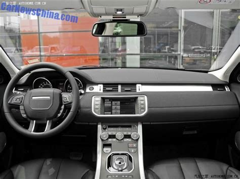 land wind vs land rover landwind x7 chinese evoque is completely ready for the