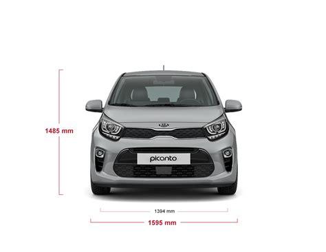 Kia Dimensions Kia Picanto Specifications Features Kia Motors Uk