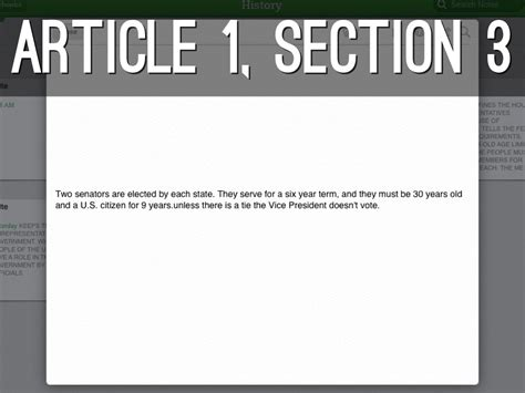 article i section 3 of the constitution u s constitution by cellie merkman jessica w