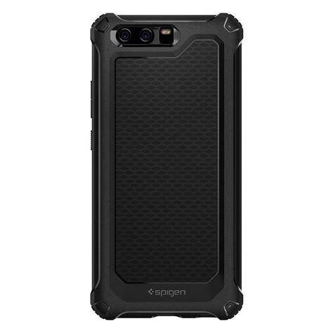 rugged armor spigen 174 rugged armor l13cs21590 huawei p10 black spaceboy
