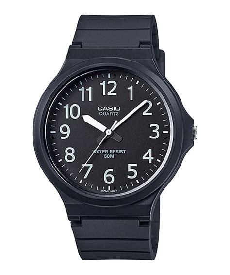 Jam Tangan Casio Mrw 200h 2bvdf mw 240 1bv analog s youth timepieces casio