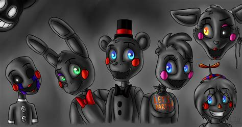 5 nights at freddy s toys toys five nights at freddy s 2 by artyjoyful on deviantart