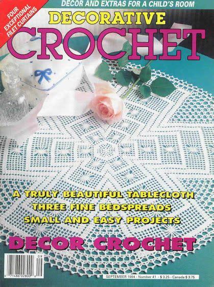 Decorative Magazine by Decorative Crochet Magazine 27 Decorative Crochet