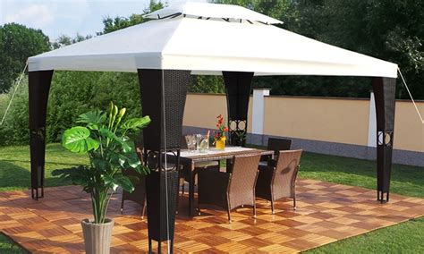 pavillon 3x6 groupon goods global gmbh deal of the day groupon