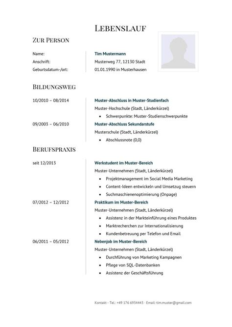 Ferienjob Bewerbung Zeugnis Lebenslauf Muster F 252 R Finanzberater Lebenslauf Designs