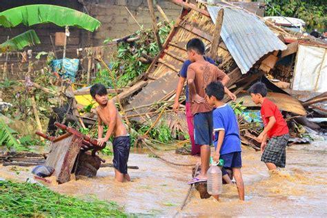 survivors  typhoon sendong washi peacebuilders community