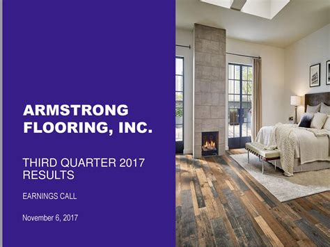 armstrong flooring inc 2017 q3 results earnings call slides armstrong flooring inc