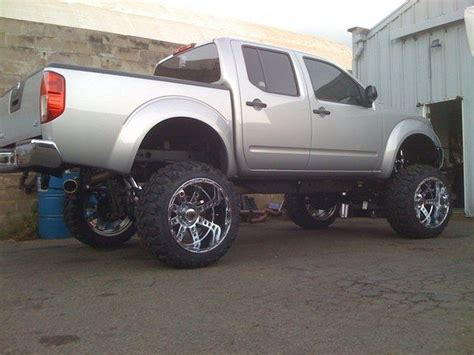 nissan pickup 4x4 lifted 8 best nissan frontier images on pinterest nissan trucks
