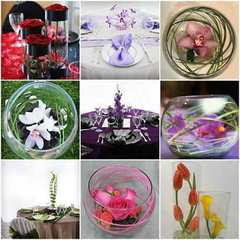 Flower Arrangements Inside Glass Vases by Inspiration Centerpiece With Flower Inside A Vase