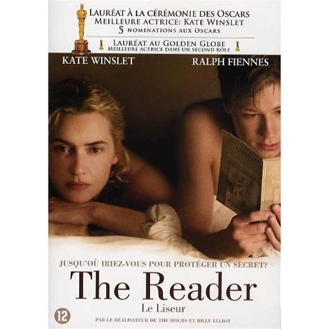 the reader on the the reader en dvd film pas cher les soldes sur