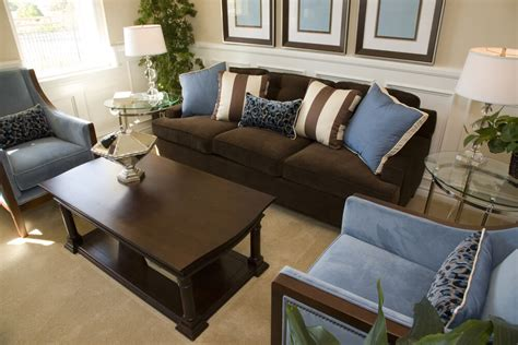 brown and blue living rooms 1000 images about living room ideas in brown on