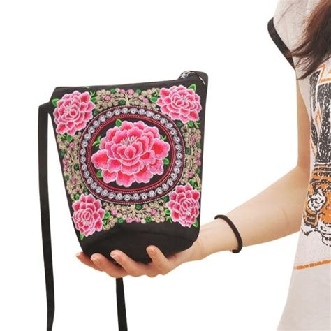 Free Tribal Floral Bag by Ethnic Tribal Shoulder Bag Boho Handbag