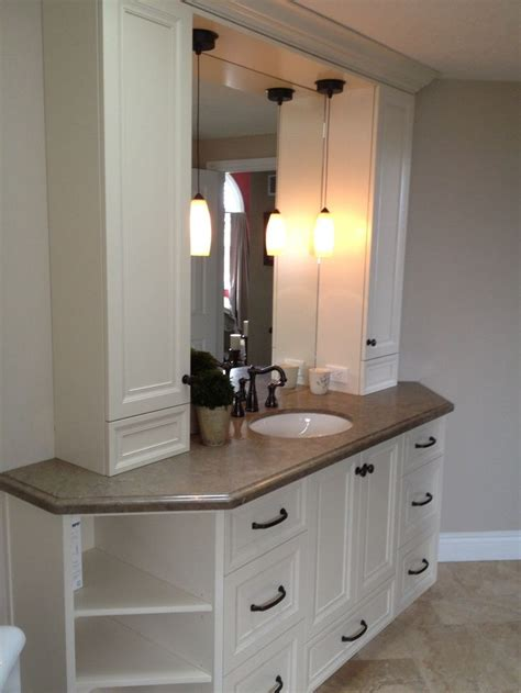 bathroom towers 16 best images about bathrm vanity w tower on pinterest