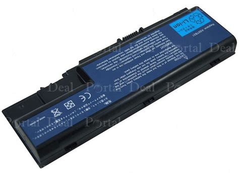 Battrey Acer Aspire 5310 Black Hi Capacity 8 Cell new laptop battery for acer aspire 5310 5315 5520 5720 5920 5920g 6920 7520 7720 ebay