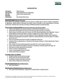 Patient Service Associate Cover Letter by Patient Service Representative Resume Template Learnhowtoloseweight Net