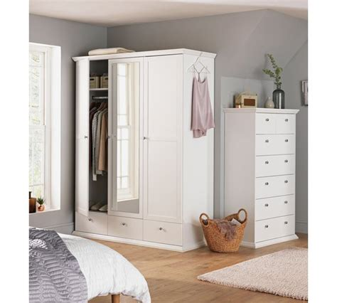 argos bedroom furniture wardrobes argos bedroom wardrobes buy home nordic drawer wardrobe