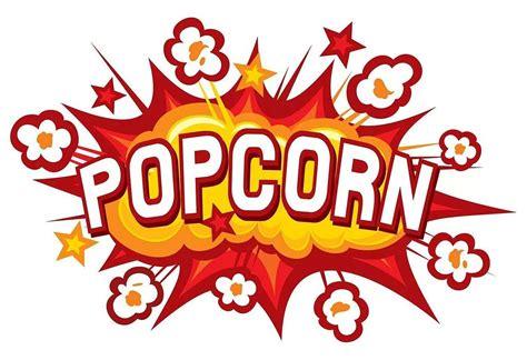 popcorn logo popcorn pack 263
