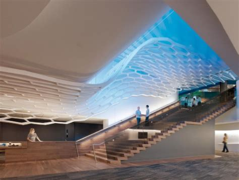 tumblr headquarters steelcase headquarters michigan by shimoda design