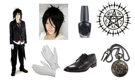 sebastian michaelis costume diy guides for cosplay