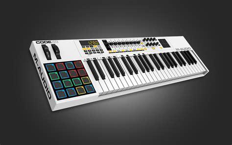 Keyboard M Audio m audio acclaimed audio interfaces studio monitors and