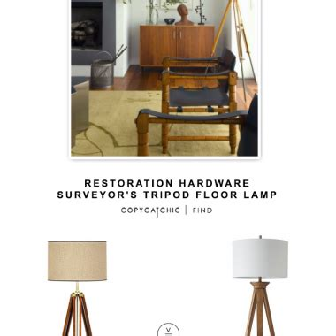 restoration hardware tripod floor l living rooms archives page 16 of 52 copycatchic