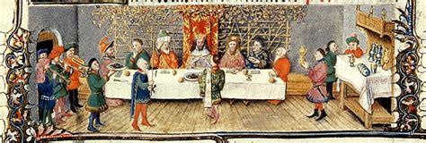 banchetto medievale il ricettario medievale banchetto medievale terza edizione