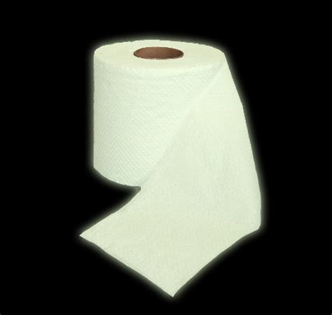 How To Make Glow In The Toilet Paper - glow in the toilet paper