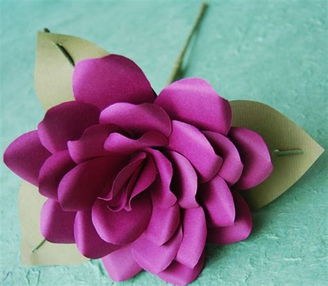 paper flower making video tutorial flower makers share tricks the spokesman review
