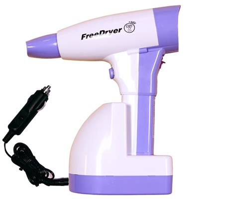 Battery Operated Hair Dryer Ebay cordless hair dryer tekmaker corporation cordless hair