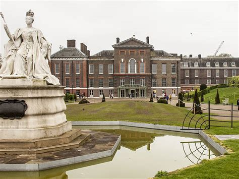 world visits kensington palace in london a historical castles the glorious georges at historic royal palaces