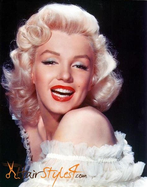 Marilyn Hairstyles by Marilyn Hairstyles Hairstyles4
