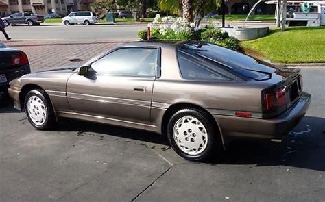 toyota supra mileage find used 1986 toyota supra mk iii just 19k lowest