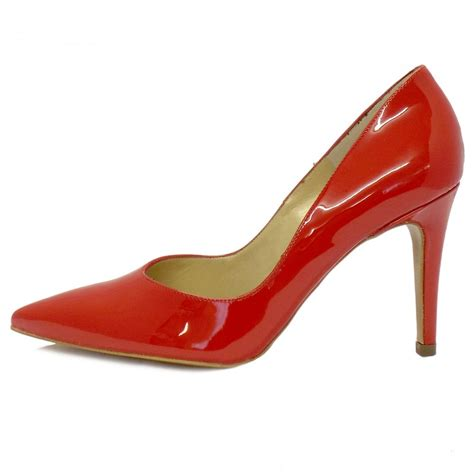 patent high heels kaiser dione patent leather stiletto