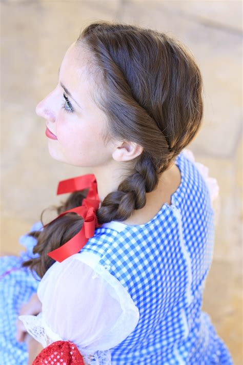 Dorothy Hairstyle by Bailey S Dorothy Braids Hairstyles