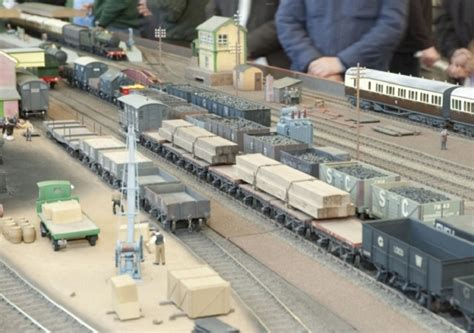 model railway exhibition layout for sale wimbledon model railway club exhibition