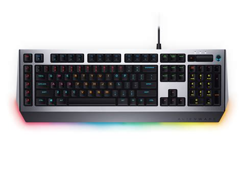 the alienware pro gaming keyboard aw768 review
