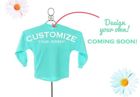 design spirit jersey design your own spirit jersey coming soon jersey shirt