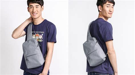 Tas Fashion Trendy Selempang High Quality C013 xiaomi tas selempang style original gray jakartanotebook