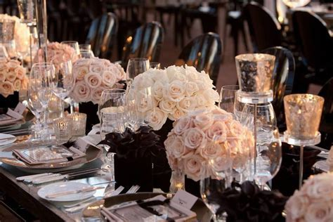 A Dramatic and Gorgeous Black and Blush Pink Wedding