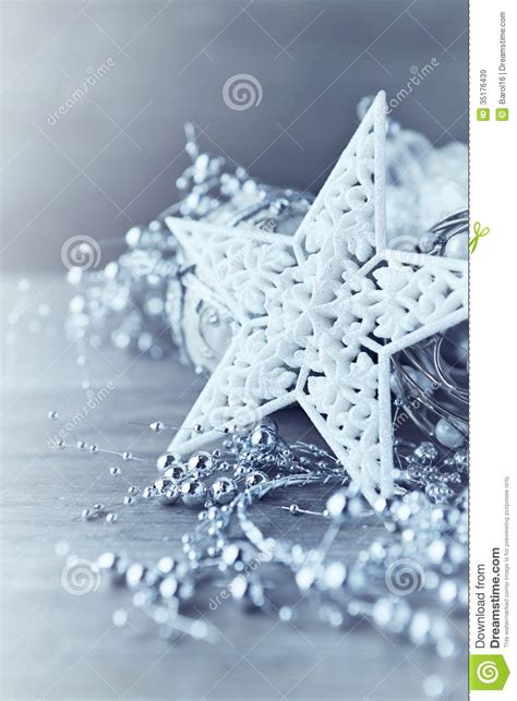 white christmas star stock image image of ornament shiny