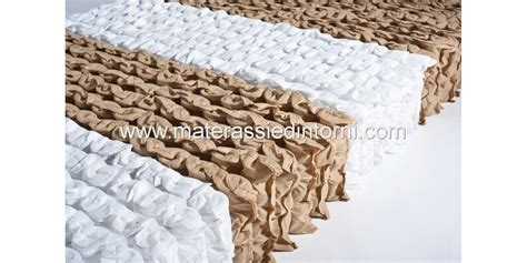 materasso a molle indipendenti materasso 1600 micromolle indipendenti matrimoniale