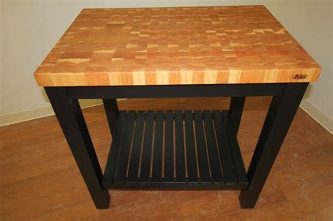 black kitchen cart with butcher block top 17 best images about handcrafted butcher block kitchen