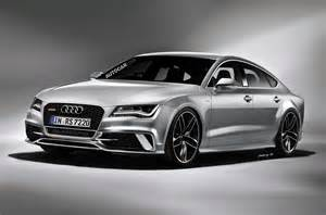 audi rs7 and q3 rs due next year car information news