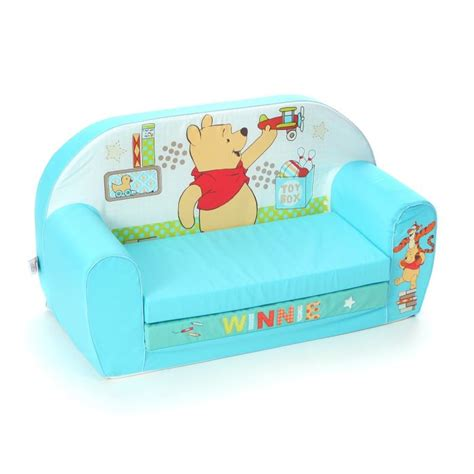 canape mousse enfant winnie canap 233 mousse sofa quot tidy quot disney baby