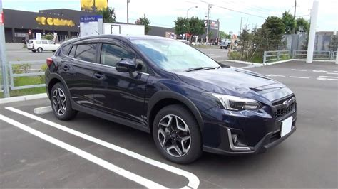 2017 Subaru Xv 2 0i S Eyesight Awd Exterior