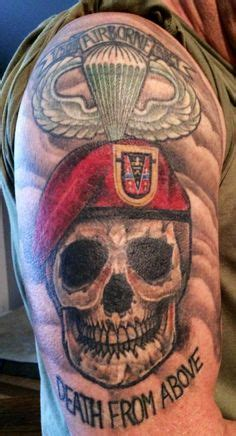 green beret tattoo units green beret and special forces on
